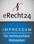 eRecht 24 Impressum